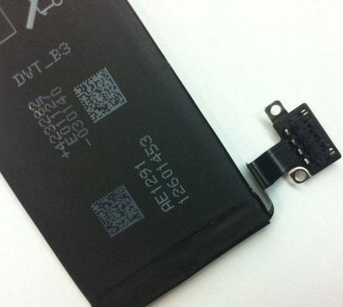 повредена батерия на мобилен телефон сервиз айфон самсунг