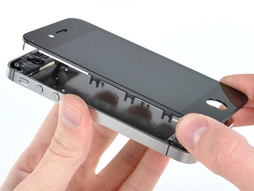 смяна на дисплей на телефон