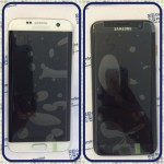 Дисплей за Samsung Galaxy S7 edge G935F черен,бял